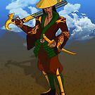 Armed Assassin 2 by QuixoticWhimsy