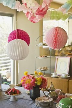 Open House Baby Shower Ideas