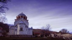 Monastery Studenica in Serbia