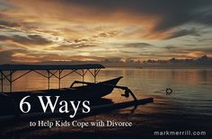 One of the saddest repercussions of divorce is the way children are often adversely affected. How are you helping your kids cope with divorce? #coparenting
