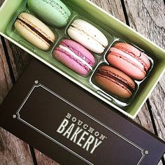Picked up some sweet treats from @bouchon_bakery #macarons #yountville #bakery #visitnapavalley #bouchon #treats #sweets #instagood #potd #visitcalifornia #winecountry #winecountryliving #sfbaystyletravels  by haycons