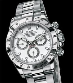 Rolex Daytona Stainless Steel...impossible to find at reasonable prices.....