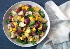 Potato and Zucchini Salad | 30 Delicious Things To Cook In June