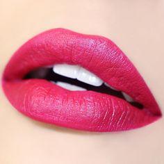 "The Rabbit - an Ultra Satin Liquid Lipstick by ColourPop. A ""cult classic"" for many divas."
