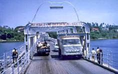 raffic crossing Nyali bridge, Mombasa, in December Cities In Africa, All About Africa, Mombasa, Nairobi, East Africa, Best Cities, Historical Photos, Tanzania, One Pic