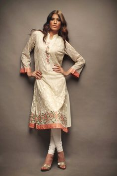 Style Stripped - Pakistan's Premier Fashion and Lifestyle Portal.: What's in Store: Sania Maskatiya Eid Collection