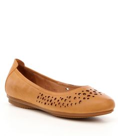 Shop for Josef Seibel Pippa 29 Leather Perforated Flats at Dillards.com. Visit Dillards.com to find clothing, accessories, shoes, cosmetics & more. The Style of Your Life.