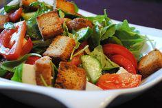 Küchenzaubereien: Italienischer Brotsalat
