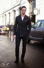 Resultado de imagem para david gandy classy blue suit
