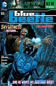 Blue Beetle #13 #BlueBeetle #New52 #DC