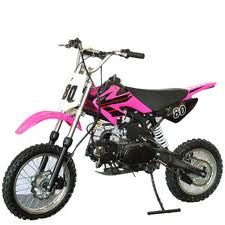 pink dirt bike!!!!!!!! :D