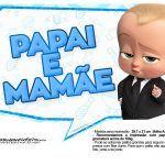 Plaquinhas Poderoso Chefinho 21 Playstation, Boss Baby, Smurfs, Gabriel, Baby Boy Birthday, Boss Birthday, Events, Pictures