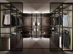 "10 Likes, 3 Comments - CARPINTERÍA & ARQUITECTURA (@carpinteriayarquitectura) on Instagram: ""Walk in closet! @the_closet_factory #closet #walkincloset #casa #decoración #mobiliario…"""