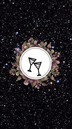 Stickers Instagram, Pink Instagram, Instagram Logo, Instagram Story, Party Icon, Twitter Header Aesthetic, Instagram Background, Insta Icon, Glitter Party