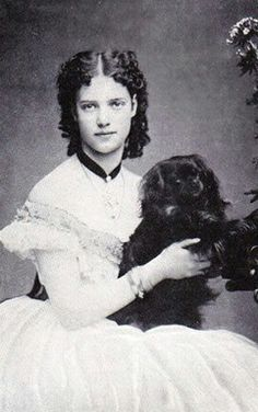 Princess Dagmar of Denmark.....the future Empress Marie Feodorovna of Russia and mother to Tsar Nicolas II.
