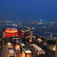 Continental United States |   4 Hot Rooftop Bars