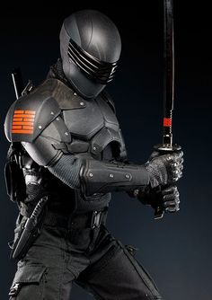 G.I. Joe Retaliation Snake Eyes Collectible Figure