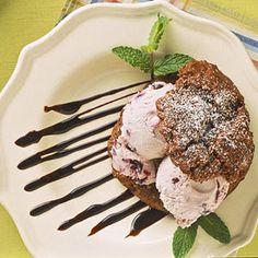 Chocolate Shortcakes