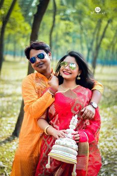"""Photo from album """"PRE WEDDING"""" posted by photographer The Moment Exposure Wedding Preparation, Wedding Album, Bridal Lehenga, Candid, Groom, Sari, In This Moment, Traditional, Bride"""
