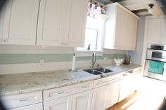 Seesaws and Sawhorses: Thinking Outside the Box (store): Choosing Kitchen Cabinets