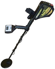Rover Deluxe / New Edition - Metal detector for treasure hunting with metal discrimination for gold and silver - OKM Metal Detectors