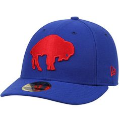 Buffalo Bills New Era Omaha Low Profile 59FIFTY Structured Hat - Royal