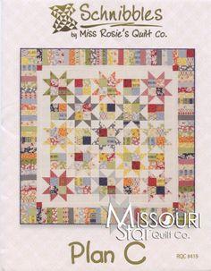 Schnibbles Plan C Pattern from Missouri Star Quilt Co