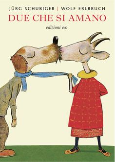 Wolf Erlbruch illustration animal kiss for Valentines Day Wolf, Kitty Crowther, Lectures, Children's Literature, Children's Book Illustration, Animal Illustrations, Storytelling, Childrens Books, Illustrators