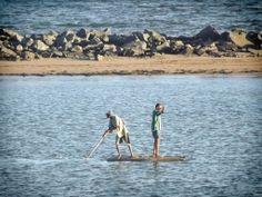 Pescadores.