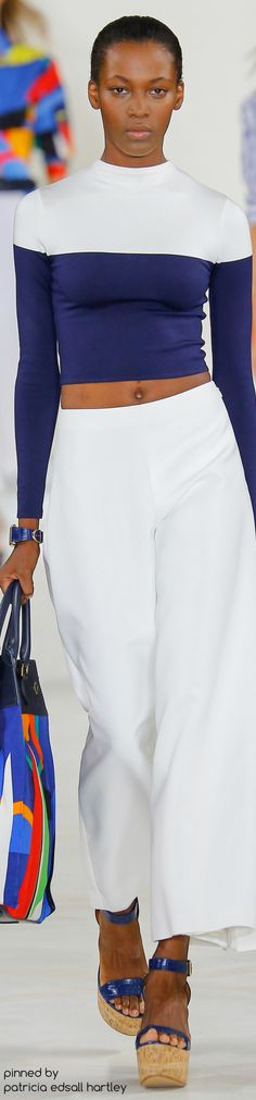 SPRING 2016 READY-TO-WEAR Ralph Lauren