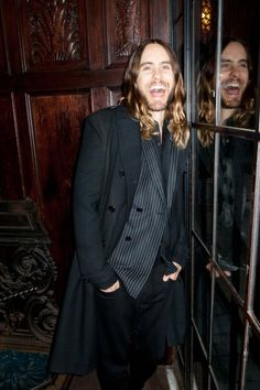 Jared Leto at the Bowery Hotel by Terry Richardson Jared Leto Young, Jared Leto Hot, Most Beautiful Man, Gorgeous Men, Beautiful People, Thirty Seconds To Mars, 30 Seconds, Terry Richardson, Shannon Leto