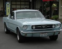 1966 GT baby blue Mustang. I need to get our old family car back