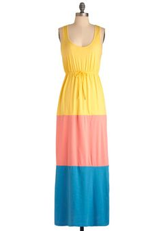 I bought this and wore it today to work!!! Very comfy and cute!!!?Chalk About It Dress