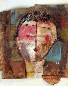 """Saatchi Online Artist: Scott Bergey; Paper, 2011, Mixed Media """"Yes Sir"""""""