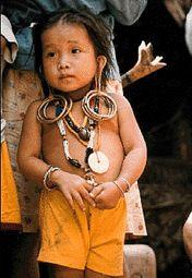 Borneo   Penan child © O. Lelievre