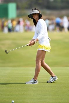 Verchenova, Maria - Golf - Russian Federation - Women's Individual Stroke Play…