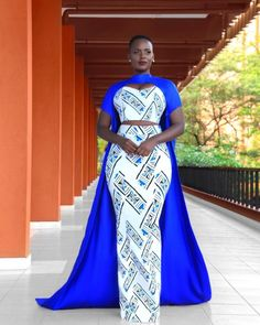 Awesome Long Ankara Gowns Styles for Beautiful African Women <br> African Prom Dresses, Latest African Fashion Dresses, African Dresses For Women, African Print Fashion, Africa Fashion, African Attire, Ankara Fashion, African Prints, Short Dresses
