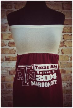 Texas A&M; T-shirt Gameday Dress Size small $19.50