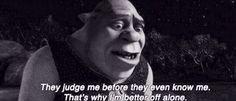 Shrek quote