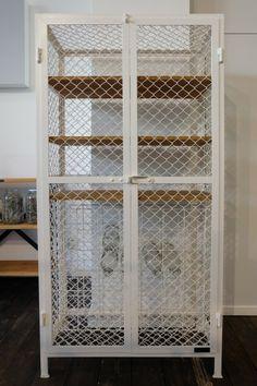 AUTHENTIC FURNITURE cupboard (white) by Noodles, Noodles & Noodles