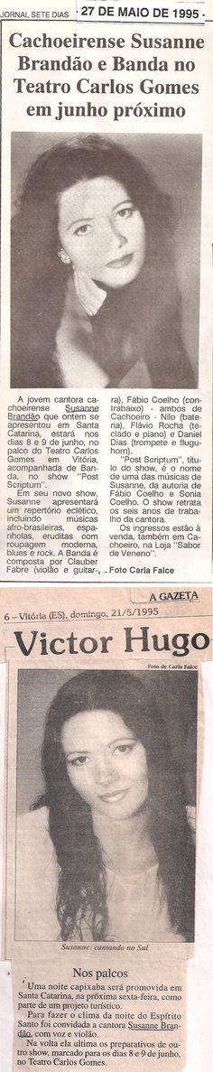 Maio de 1995 - Jornal Sete Dias