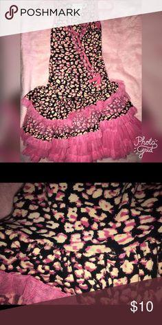 Ooh la la couture dress Size 5 play condition due to pulling at seams in back ooh la la couture Dresses