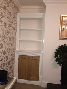 Alcove cupboards & Period Features - Alcove - Interiors. Bespoke, Restored and Reclaimed Furniture. Alcove Cupboards, Stoke on Trent