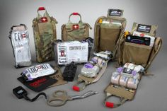 Combat Casualty Response Kits