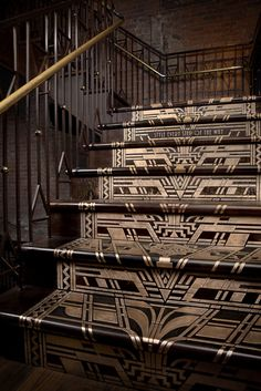 Amuneal: Magnetic Shielding & Custom Fabrication |   Ted Baker Feature Stairway