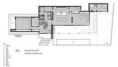 Kitchen, pantry , laundry layout