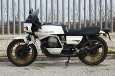 Moto Guzzi 850 Le Mans II - 1980  di Daniele Musella