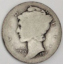 Rare Mercury Dimes: How Much Are They Worth? Many coin collectors love rare Mercury dimes. Find out how much these classic United States silver coins are worth. The post Rare Mercury Dimes: How Much Are They Worth? appeared first on POSPO Investments. Us Silver Coins, Silver Dimes, Silver Dollar Coin, Us Coins, Old Coins Worth Money, Old Coins Value, Rare Pennies, Valuable Coins, Coin Worth