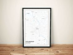 Now available in our store: Premium Map Poste... Check it out here! http://shop.mapprints.co/products/premium-map-poster-of-los-angeles-california-subtle-ski-map-unframed-los-angeles-map-art?utm_campaign=social_autopilot&utm_source=pin&utm_medium=pin