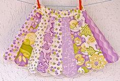 The Dresden Plate Skirt: A Tutorial